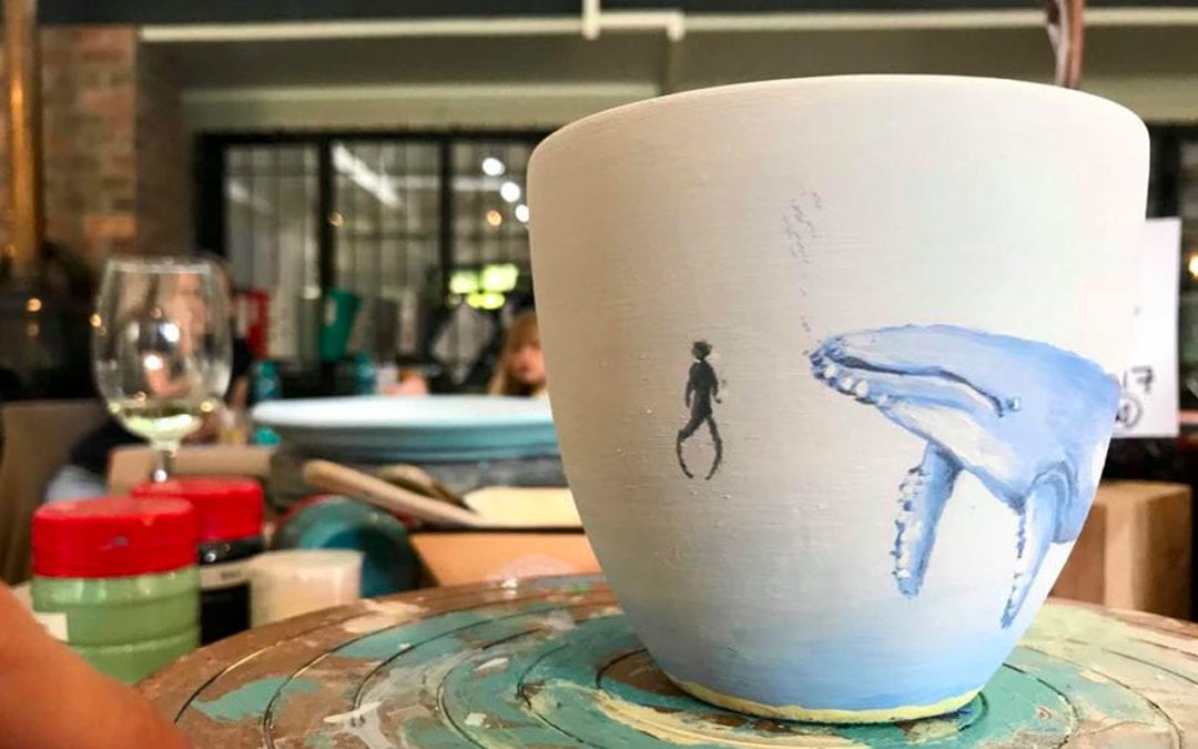 CLAY CAFE HOSTS POP UP PAINT EVENINGS JUST FOR ADULTS